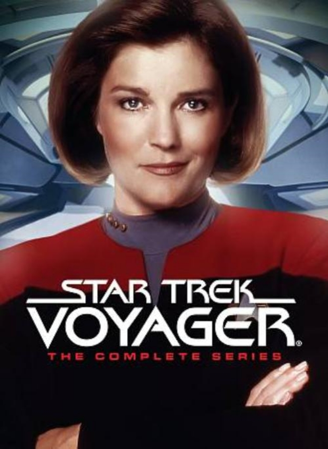 Star Trek:  Voyager (The Complete Series)