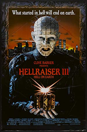 Hellraiser III:  Hell On Earth (Import)