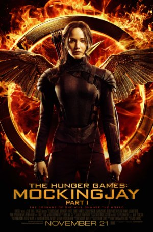 Hunger Games, The:  Mockingjay Part 1