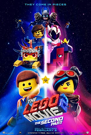Lego Movie 2:  The Second Part, The