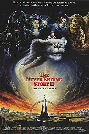 NeverEnding Story II, The:  The Next Chapter