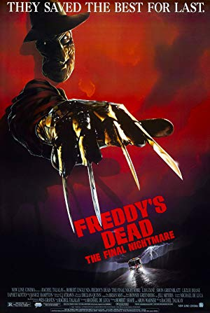 Nightmare On Elm Street 6, A:  Freddy's Dead