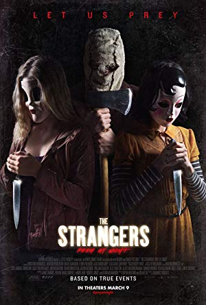 Strangers, The:  Prey At Night