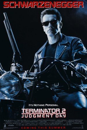 Terminator 2: Judgment Day 3D (Import)