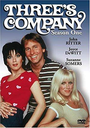 Three's Company:  The Complete Series 1977- 1984